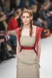 38.a semana ucraniana de la moda en Kyiv, Ucrania Fotografía de archivo