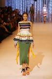 39.a semana ucraniana de la moda en Kyiv, Ucrania Fotos de archivo