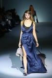 39.a semana ucraniana de la moda en Kyiv, Ucrania Imágenes de archivo libres de regalías