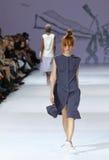 39.a semana ucraniana de la moda en Kyiv, Ucrania Fotografía de archivo