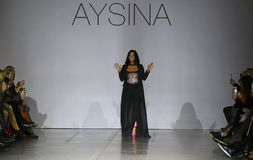 Ukrainian Fashion Week FW19-20: collection by Julia AYSINA