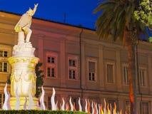 Semanas del mármol de Carrara Foto de archivo