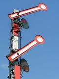 Semaphore Imagem de Stock