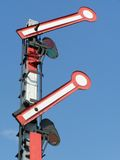 Semaphore Stock Image