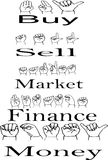 Semaphore Stock Photo