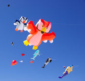 Semaphore Kite Festival stock photo