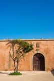 Semaphore Platform Udayas. Kasbah of the Udayas. Rabat, Morocco. Royalty Free Stock Photography