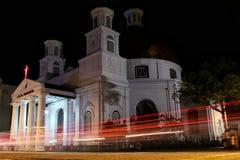 Semarang-landacape Stockbild