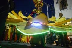 Semarang Night Carnival 2017 Royalty Free Stock Photography