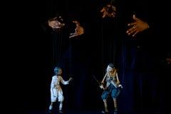 Semathai-Marionette Stockfotos