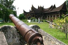 Κρατικό μουσείο Sembilan Negeri/σύνθετο κέντρο στοκ φωτογραφίες με δικαίωμα ελεύθερης χρήσης