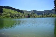 sembuwaththa湖在斯里兰卡 库存照片