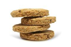 Seme del biscotto di farina d'avena del pasto di forma fisica immagini stock libere da diritti