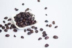 Seme del caffè Immagini Stock Libere da Diritti
