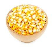 Seme del cereale isolato Fotografia Stock