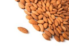 Seme delle mandorle nuts Fotografie Stock Libere da Diritti