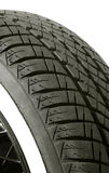 Semelle de pneu photo stock