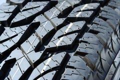 Semelle de pneu de l'hiver Image libre de droits