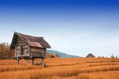 Semendo Small House Royalty Free Stock Images