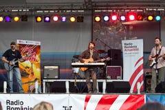 Semenic Fest 2011 стоковая фотография