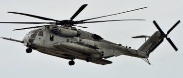 Semental estupendo de Marine Corps Sikorsky CH-53E imágenes de archivo libres de regalías
