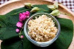 Semente do Quinoa Imagem de Stock