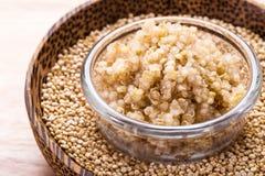 Semente do Quinoa Imagens de Stock