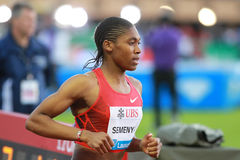 SEMENYA Caster (RSA) Stock Photos