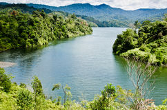 Semenyih Lake Royalty Free Stock Images
