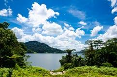 Semenyih Lake. View of Lake Semenyih in Selangor, Malaysia Stock Photography