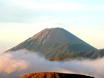 Semeru Royalty Free Stock Images