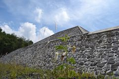 SEMERU-BERG EAST JAVA INDONESIEN royaltyfri foto
