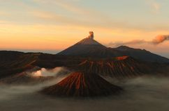 Semeru Royalty Free Stock Photos
