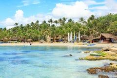 Semester i Dominikanska republiken Royaltyfria Bilder