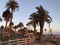 Semester i Santa Monica Royaltyfria Bilder