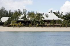 semesterort för 3 mauritius Royaltyfria Bilder