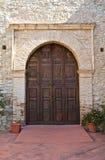 semesterort för croatia franciscan makarskakloster Rocca Imperiale Calabria italy royaltyfri bild