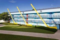 Semesterort för Disney all-stjärna filmer Royaltyfria Bilder
