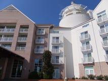 Semesterort för Hyatt Regency Chesapeakefjärd i Cambridge, Maryland royaltyfri foto