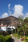Semesterort i Fuerteventura Royaltyfri Bild