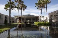 Semesterortarkitektur Arkivbild