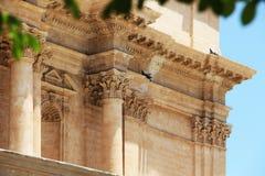 Semestrar i Sicilien, begrepp av konst och kopplar av Royaltyfria Bilder
