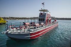 Semi łódź podwodna Zdjęcia Stock
