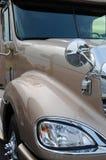 semi тележка трейлера Стоковая Фотография RF