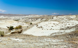 Semi-arid landscape Stock Photography