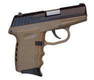 Semi Auto Handgun Stock Photography