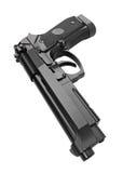 Semi-automatic gun Royalty Free Stock Image