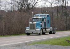 Semi caminhão (sem reboque) Imagem de Stock