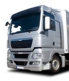 Semi camion Fotografie Stock