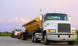 Semi camion immagini stock libere da diritti
